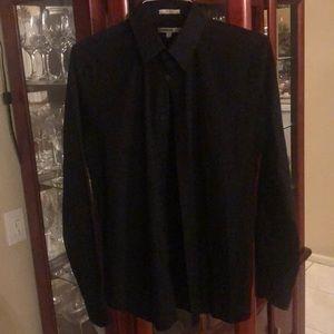 Express L Fitted 1MX shirt-Black